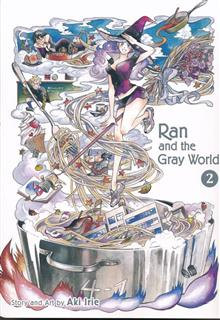 RAN & GRAY WORLD GN VOL 02 (C: 1-0-1)
