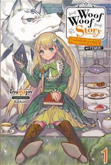 WOOF WOOF STORY LIGHT NOVEL SC VOL 01 (C: 0-1-2)
