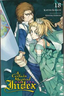 CERTAIN MAGICAL INDEX LIGHT NOVEL SC VOL 18 (C: 0-1-2)