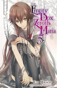 EMPTY BOX & ZEROTH MARIA LIGHT NOVEL SC VOL 05 (C: 0-1-2)
