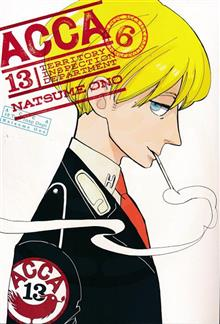 ACCA 13 TERRITORY INSPECTION DEPT GN VOL 06 (C: 1-1-2)