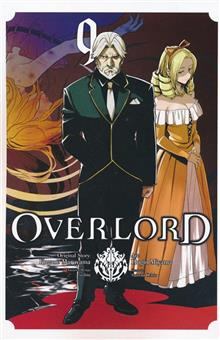 OVERLORD GN VOL 09 MANGA (MR) (C: 1-1-2)