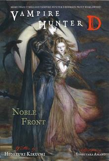 VAMPIRE HUNTER D TP VOL 29 NOBLE FRONT (C: 0-1-2)