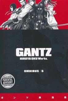 GANTZ OMNIBUS TP VOL 05