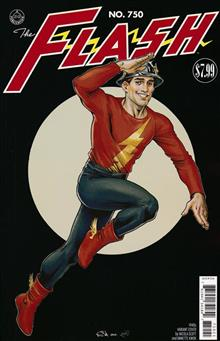 FLASH #750 1940S NICOLA SCOTT VAR ED