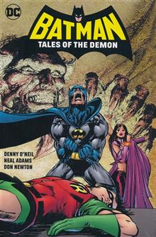 BATMAN TALES OF THE DEMON HC