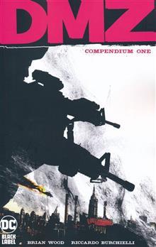 DMZ COMPENDIUM TP VOL 01