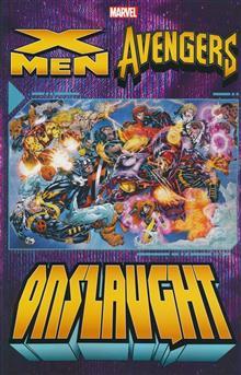 X-MEN AVENGERS TP VOL 01 ONSLAUGHT
