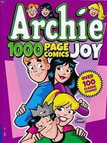 ARCHIE 1000 PAGE COMICS JOY TP