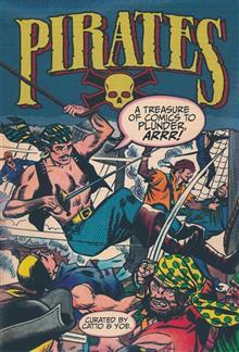 PIRATES A TREASURE OF COMICS TO PLUNDER TP VOL 01 (MR)