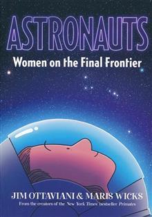 ASTRONAUTS WOMEN ON FINAL FRONTIER SC GN