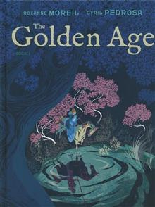 GOLDEN AGE HC GN BOOK 01