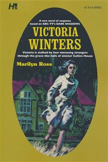 DARK SHADOWS PAPERBACK LIBRARY NOVEL VOL 02 VICTORIA WINTERS