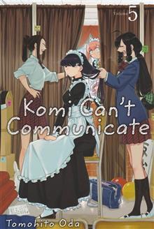 KOMI CANT COMMUNICATE GN VOL 05