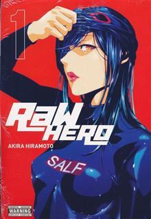 RAW HERO GN VOL 01 (MR)