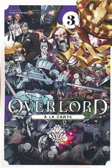 OVERLORD A LA CARTE GN VOL 03