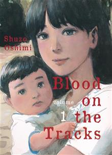 BLOOD ON TRACKS GN VOL 01 (MR)