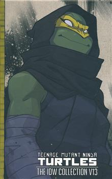 TMNT ONGOING (IDW) COLL HC VOL 13