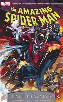 AMAZING SPIDER-MAN LAST REMAINS COMPANION TP