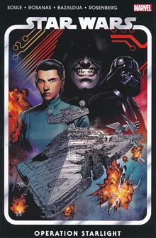 STAR WARS TP VOL 02 OPERATION STARLIGHT