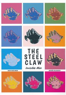 STEEL CLAW TP