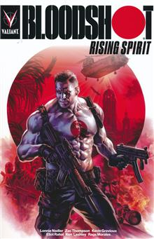 BLOODSHOT RISING SPIRIT TP