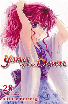 YONA OF THE DAWN GN VOL 28