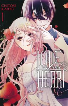 LOVE & HEART GN VOL 01