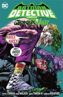 BATMAN DETECTIVE COMICS VOL 05 THE JOKER WAR HC