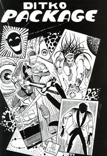 Ditko Package Second Edition