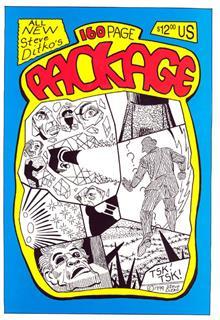 STEVE DITKOS 160-PAGE PACKAGE #1