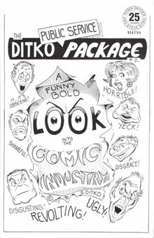 THE DITKO PUBLIC SERVICE PACKAGE #2