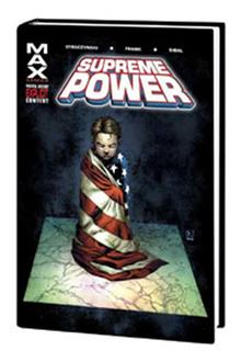 SUPREME POWER VOL 1 HC (MR)