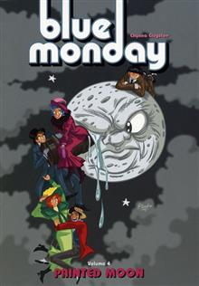 BLUE MONDAY VOL 4 PAINTED MOON TP (MR)