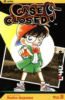 CASE CLOSED GN VOL 05