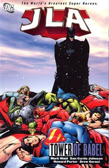 JLA VOL 7 TOWER OF BABEL TP NEW PTG