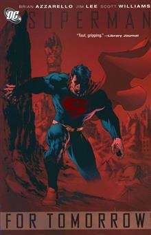 SUPERMAN FOR TOMORROW VOL 1 TP