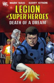 LEGION OF SUPER HEROES VOL 2 DEATH OF A DREAM TP