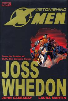 ASTONISHING X-MEN VOL 1 HC VAR