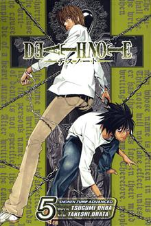 DEATH NOTE GN VOL 05
