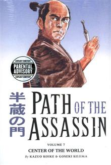 PATH OF THE ASSASSIN TP VOL 07 (MR)