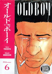 OLD BOY VOL 6 TP (MR)