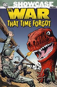 SHOWCASE PRESENTS WAR THAT TIME FORGOT VOL 1 TP