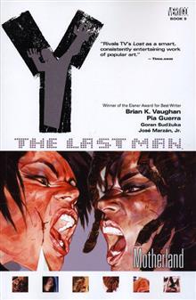 Y THE LAST MAN VOL 9 MOTHERLAND TP (MR)