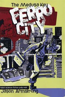 FERRO CITY VOL 1 TP