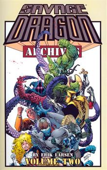 SAVAGE DRAGON ARCHIVES VOL 2 TP