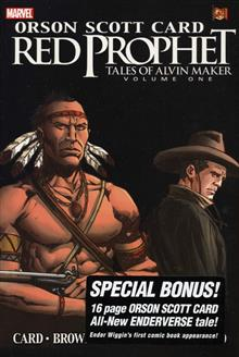 RED PROPHET TALES OF ALVIN MAKER VOL 1 HC