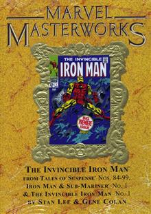 MARVEL MASTERWORKS INVINCIBLE IRON MAN VOL 4 VAR ED 77