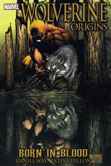 WOLVERINE ORIGINS VOL 1 BORN IN BLOOD TP