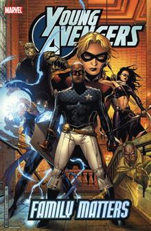 YOUNG AVENGERS VOL 2 FAMILY MATTERS TP